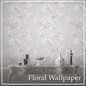 Wallpaper - Designer, Plain, Striped Childrens Wallpaper