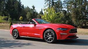 Examined: 2020 Ford Mustang Ecoboost Excessive Efficiency Convertible - myelectriccarsworld.com ...
