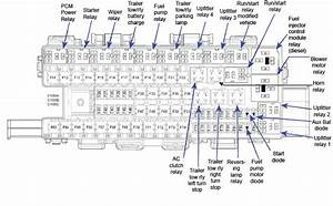 2011 Ford F150 Fuse Diagram  Mishkanet Com