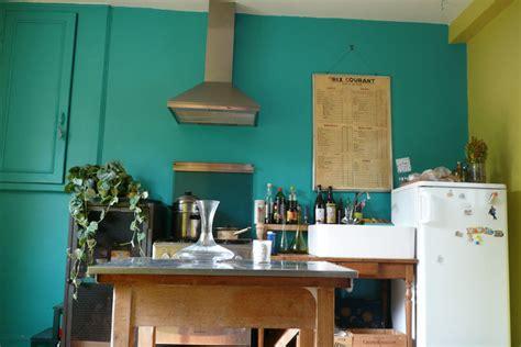deco cuisine bleu idée déco cuisine bleu