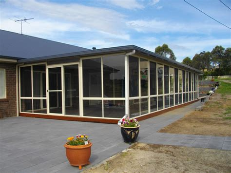 patios carports screened rooms valley