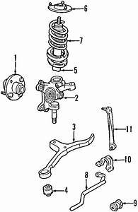 Ford Taurus Link  Stabilizer  End  Suspension Sway Bar Kit