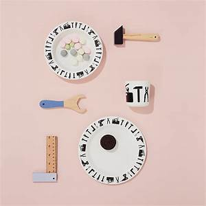 tool school melamine set by design letters With design letters melamine
