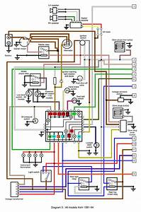 1989 Land Rover Defender Wiring Diagram