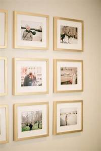 Wall decor and photo frames : Best ideas about travel photo displays on