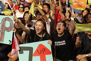 Taiwan's pro-China ruling party suffers worse-than ...