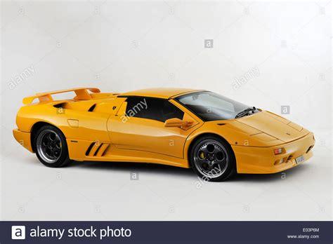 1996 Lamborghini Diablo Vt Roadster Stock Photo Royalty