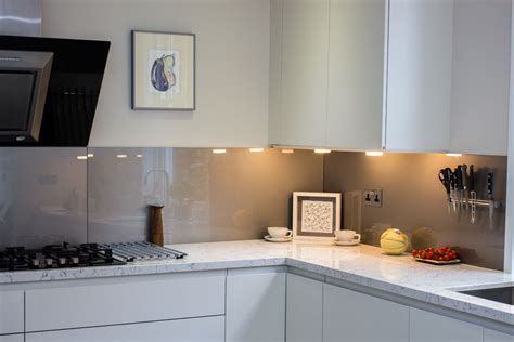 glass splashbacks for your kitchen simple benchtops