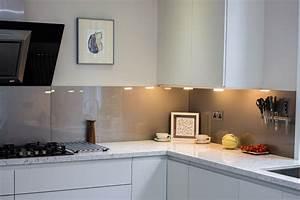 Glass Splashbacks For Your Kitchen Simple Benchtops