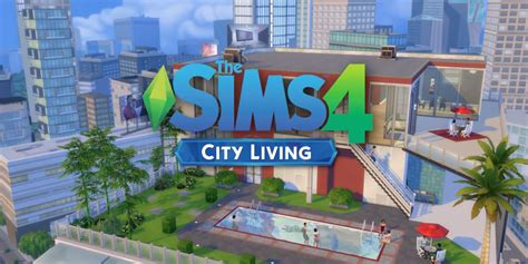 The Sims 4 City Living (video Game Review)  Biogamer Girl