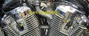 Valve Adjustment  Vtx 1800   U00ab Bareass Choppers Motorcycle
