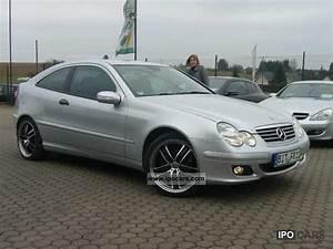 Mercedes Classe C 220 Cdi Coupe Sport : mercedes benz c 220 cdi sport coupe consumo ~ New.letsfixerimages.club Revue des Voitures