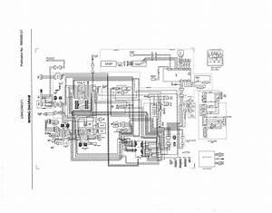 Frigidaire Model Lghc2342lf1 Side