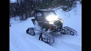 Deeper Snow Polaris Rzr 1000 Tatou 4s Tracks