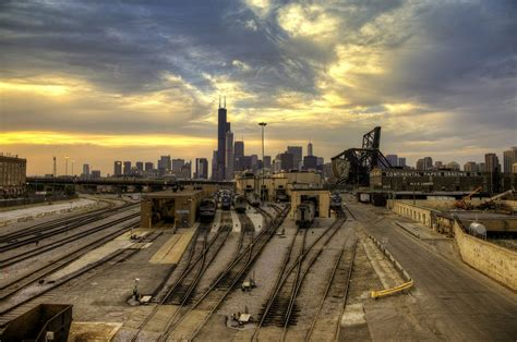 Download Wallpapers, Download 320x480 Cityscapes Chicago