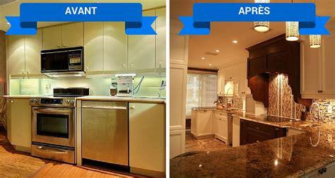 renovation de cuisine r 233 novation de cuisine armoires cuisines