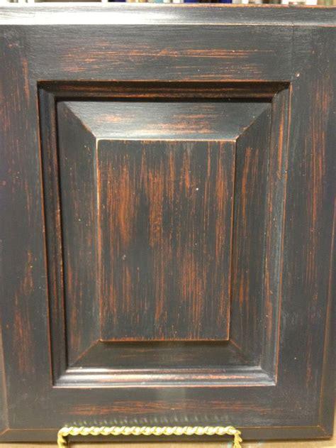 cabinet door makeover painted  chalk paint