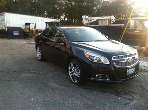 2013 chevy malibu with rims find the classic rims of your