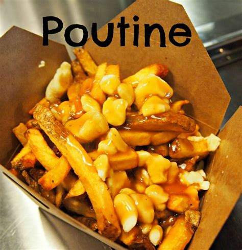 poutine cuisine 17 best images about canadian food on