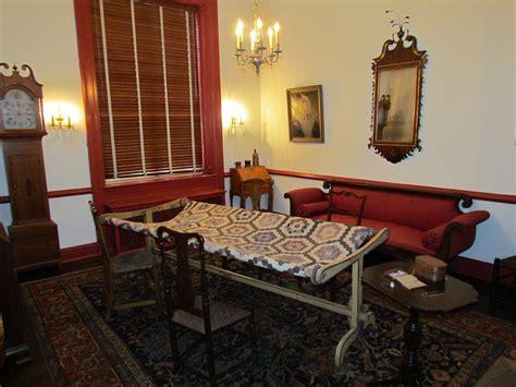 dar museum period rooms daughters   american revolution