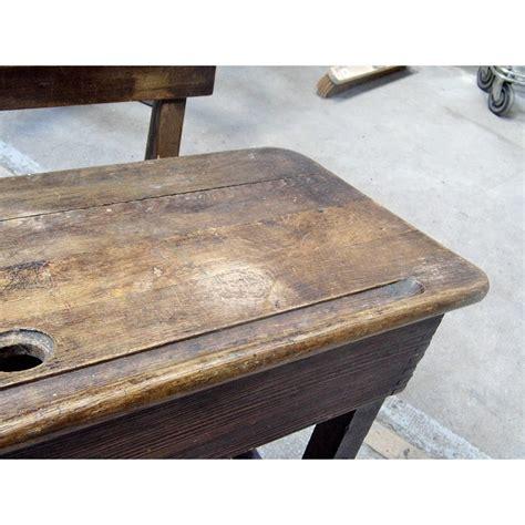 bureau ecolier en bois bureau pupitre d 39 écolier en bois labraderie org