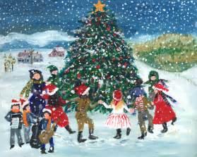 ignite rockin around the christmas tree free community event