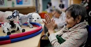 The role of robots in Japan's elder care