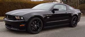 Black wheels for my Mustang! Pictures Please! - Ford Mustang Forum