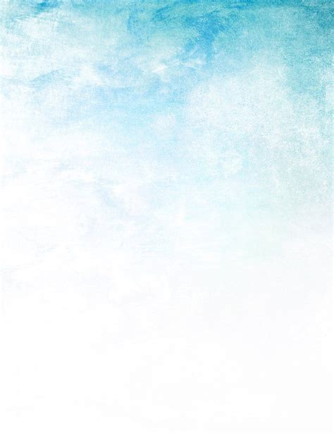 Blue Wallpaper Portrait by Abstract Painted Light Blue Sky Photography Backdrop J