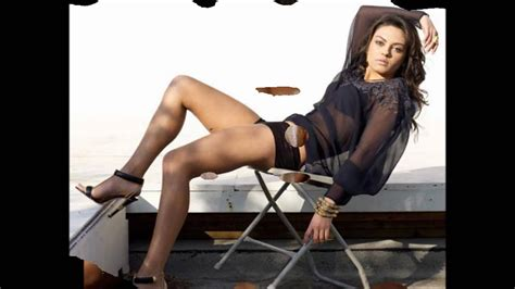 Mila Kunis Hot And Sexy Hd Youtube