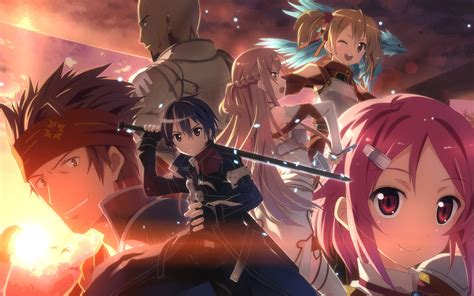 Anime Wallpaper Sao - sao sword wallpaper 31982400 fanpop