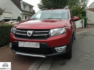 Prix Dacia Sandero Stepway Prestige : achat dacia sandero stepway prestige d 39 occasion pas cher 12 750 ~ Gottalentnigeria.com Avis de Voitures