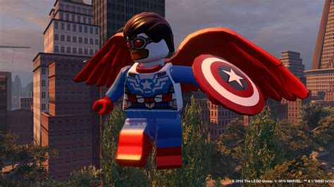 lego marvels avengers   great character lineup