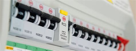 consumer units bristol bath fuse boxes residual current devices
