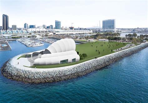 symphony  venue embacadero marina park south downtown sd
