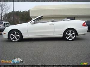 Mercedes Clk 320 Cabriolet : 2005 mercedes benz clk 320 cabriolet alabaster white ash photo 3 ~ Melissatoandfro.com Idées de Décoration