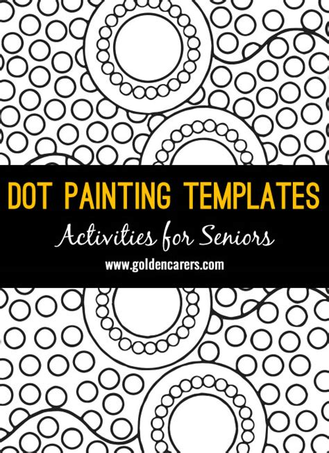 dot painting templates indigenous australian dot paintings