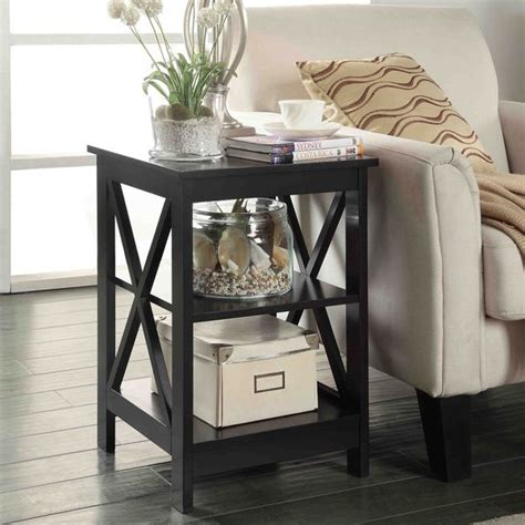 Decorating Ideas For End Tables by Best 25 End Tables Ideas On Wood End Tables