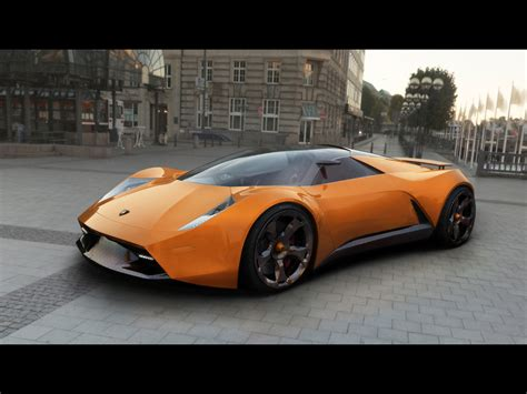 Lamborghini Concept Car Cars Bikes Pinterest