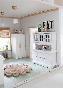 Dollhouse Kitchen Reveal | Alice, Thoughts and Kitchens
