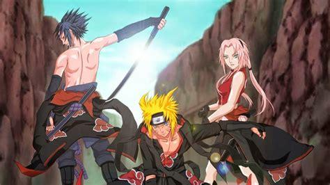 Gambar Wallpaper Kartun Naruto