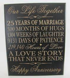 25th wedding anniversary gifts best 25 25th anniversary quotes ideas on 25th anniversary 25th anniversary