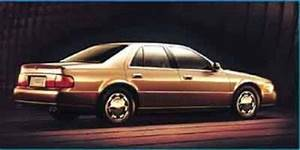 Sell Used 2000 Cadillac Seville Sls In 6323 Madison Rd