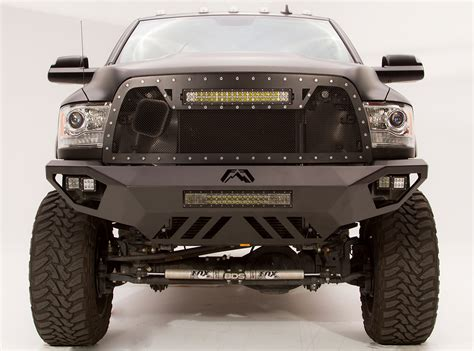 fab fours vengeance front bumper  shipping