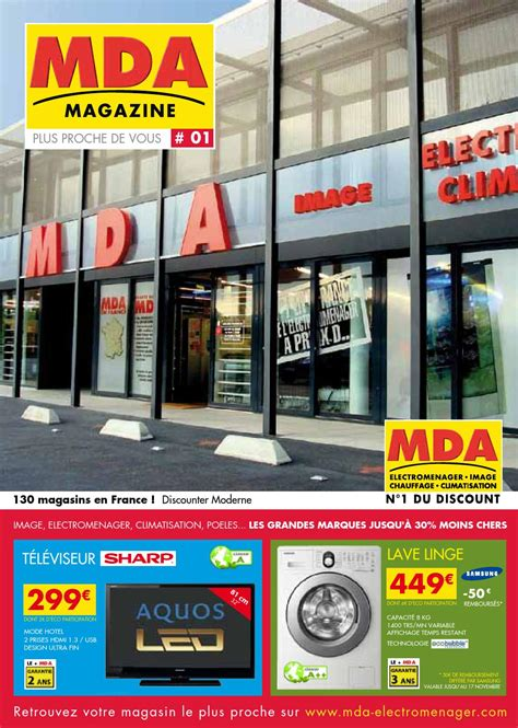 mda electromenager lave linge mda magazine 01 by mog design issuu