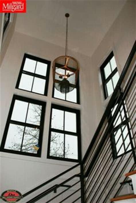 pella impervia fiberglass casement window  top grill  note color  grille remodel