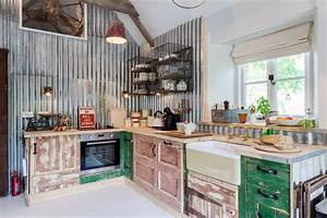 Küche Shabby Chic : the island shabby chic style k che london von ~ Michelbontemps.com Haus und Dekorationen