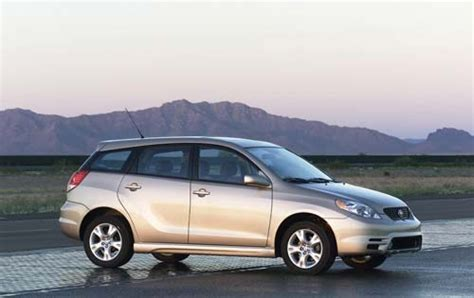 toyota matrix  sale pricing features
