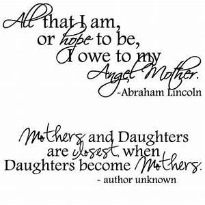 MOTHERS DAY QUOTES FROM TEENAGE DAUGHTER TUMBLR image ...