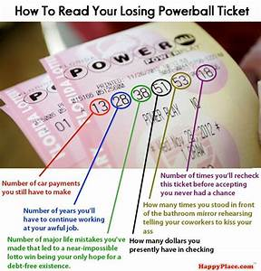MoreMonmouthMusings » Powerball